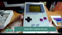 Game Boy completa 30 anos