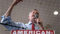 Protestors Heckle Bill De Blasio At Democratic Presidential Debate