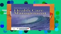 [FREE] Introduction To Health Care Management