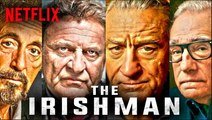 THE IRISHMAN Trailer (2019) Netflix