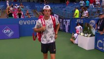 Top seed Tsitsipas moves into round of 16 at Citi Open in Washington