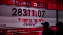 Asian Shares Falter, Dollar Jumps As Powell Dampens Hopes