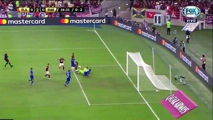 Flamengo vs Emelec 2-0 All Goals & Penalty Highlights