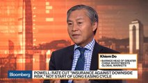 25-Basis Point Cut From Fed Is Very Sensible, Says Barings's Do