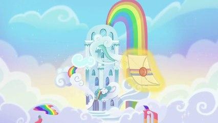My Little Pony - En Busca Del Arcoíris Español Latino
