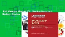 Full Version  Pocket ICU (Pocket Notebook Series)  Review