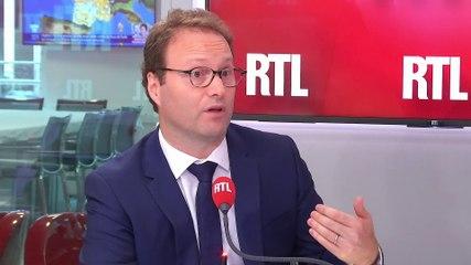 Sylvain Maillard - RTL jeudi 1 août 2019