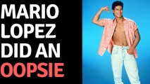 Mario Lopez FORCED To Apologize For Logical Statement