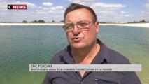Sécheresse : faut-il développer les retenues d'eau en France ?