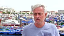 EXCLUSIVE! Jose Mourinho on Frank Lampard and Chelsea's transfer ban