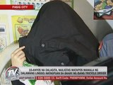 Teenager rescued in Pasig after going missing
