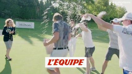 Le trou le plus rapide du monde - Golf - WTF