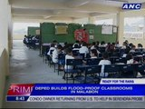 DepEd builds flood-proof classrooms in Malabon