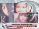 3 missing sisters found in Quiapo