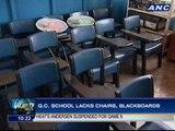DepEd says 35 schools in Metro Manila congested