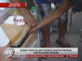 EXCL: Dirty food stalls near QC school bared
