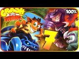 Crash of the Titans Walkthrough Part 7 (X360) 100% Episode 7 • The Blizzard of Claws