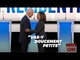 Cette phrase de Joe Biden à Kamala Harris est mal passée lors du débat démocrate