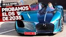 VIDEO: Prueba DS X E-Tense, el DS del año 2035