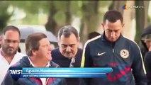 Agustín Marchesín se despide del Club Ámerica. | Azteca Deportes