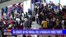 Mga senador, may mga panukala ukol sa pagdagsa ng Chinese tourists