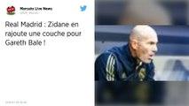 Real Madrid : Zidane lance un avertissement à Gareth Bale !