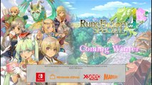 Rune Factory 4 Special - Trailer d'annonce Europe