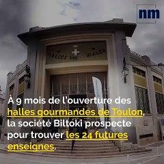 Halles gourmandes de Toulon, Coupure d'électricité, Villa Campari: voici votre brief info de ce jeudi après-midi