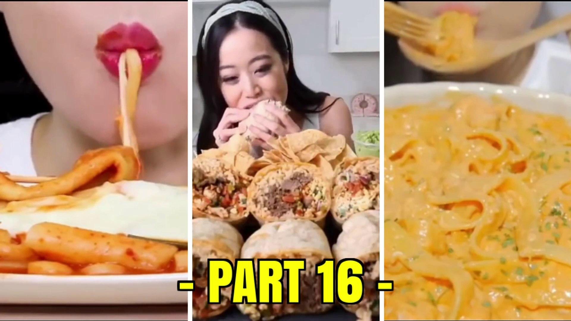 PART 16 NEW | NEW MUKBANG ASMR EATSS.!! New Mukbang Compilations ASMR EATS Eating Show Foods PART 16