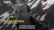 En 1963, la télévision française s'interrogeait déjà sur la fonte des glaciers