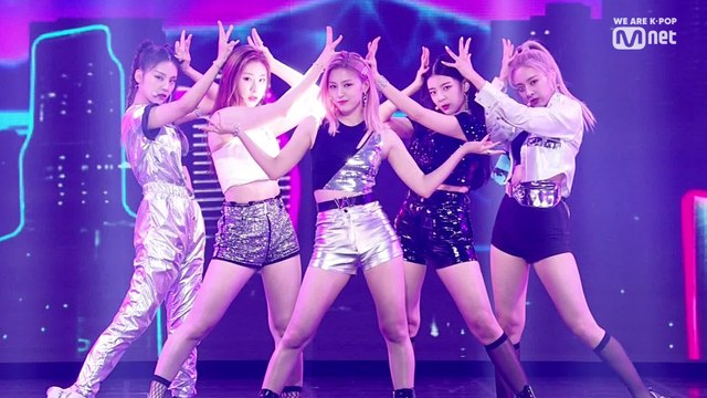 [#MGMA] ITZY_Intro + ICY