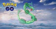 Pokémon Go - Rayquaza fait son retour
