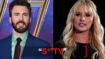 'Avengers' star Chris Evans Hits Back At Tomi Lahren For Calling Refugee Parents 'S**ty'
