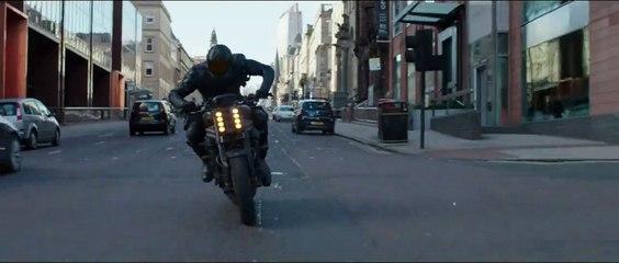 Extrait du film Fast & Furious Hobbs & Shaw - Course poursuite