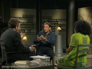 * Robin Renucci et Malika Mokeddem. Dana Ciocarlie et Patrice Fontanarosa * Des mots de minuit #73