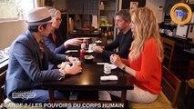 """Adriana Karembeu et Michel  Cymes se tapent un fou rire à  cause d'une """"semence"""" de poisson !"""
