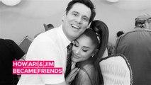 We stan for Ariana Grande & Jim Carrey's friendship