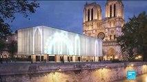 Notre-Dame : Une cathédrale éphémère pourrait voir le jour