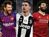 Fifa divulga indicados ao prêmio de melhor do mundo