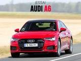 Essai Audi A6 40 2.0 TDi 204 S-Tronic (2019)
