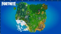 SEASON 10 MAP- -Fortnite: Battle Royale-