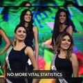 Miss Venezuela ditches contestants' measurements