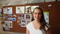 Anne-Lise Gérard, médiatrice culturelle et scientifique à la Citadelle  de Besançon