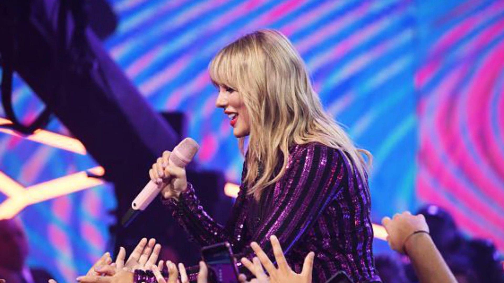 Taylor Swift live - umsonst und draußen
