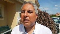 Le docteur Tahar Chouied, présente l'association Grand Nancy Défi'b