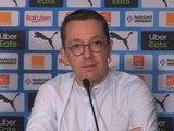 "Transferts - Eyraud : ""Je souhaite que Luiz Gustavo termine sa carrière à Marseille"""