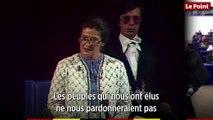 À 40 ans d'intervalle, les discours de Simone Veil au Parlement et Ursula von der Leyen à la Commission