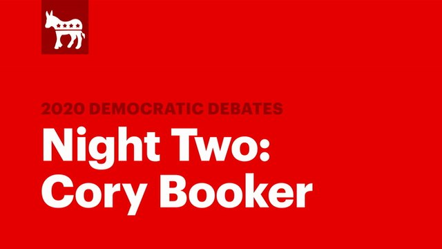 Winners of the Second Democratic Debate: Cory Booker | RS News 8/1/19