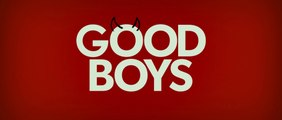 GOOD BOYS (2019) Bande Annonce VF - HD