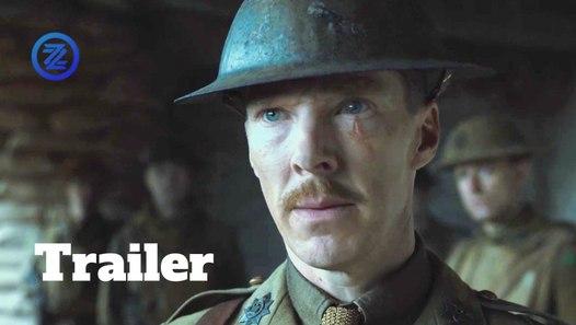 1917 Trailer #1 (2019) Richard Madden, Benedict ...